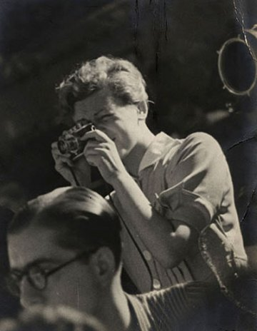 Gerda Taro : A revolutionary photographer in the Spain�s war