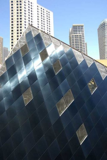 Contemporary Jewish Museum : Conversation avec Daniel Libeskind in San Francisco