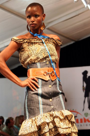 New young african designers : Old Mutual Vukani Fashion Awards 08