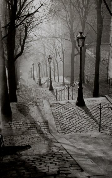 Gyula Halász : Brassaï in the night