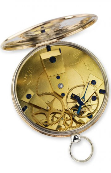 Abraham-Louis Breguet : An Apogee of European Watchmaking