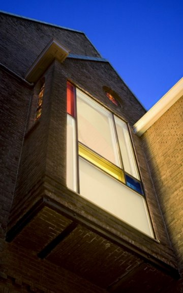 Zecc Architecten : Church of living