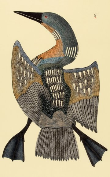 UUTURAUTIIT : Cape Dorset celebrates 50 years of printmaking