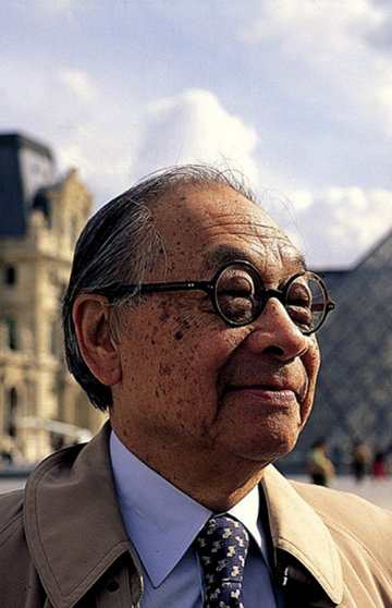 Ieoh Ming Pei : An exceptional Architect to remember. died at 102 years old