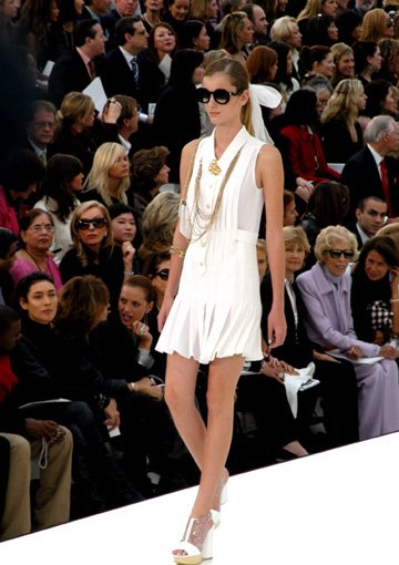 Paris Fashion Show - Haute-Couture and Ready-to-wear 2007 : -