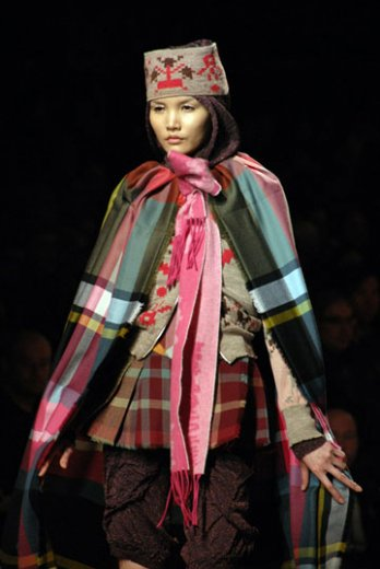 Vivienne Westwood_Fall-winter 2007-2008_P. O'Reilly_Paris_France