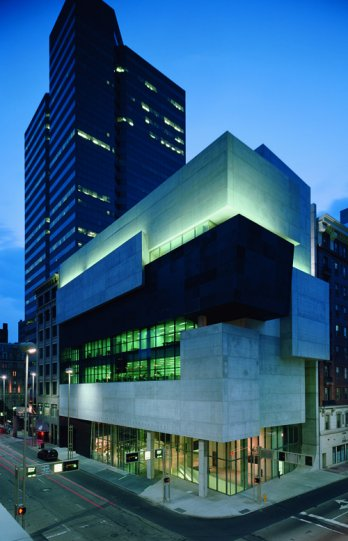Lois and Richard Rosenthal Center for Contemporary Art, Cincinnati, OH, USA_Roland Halbe