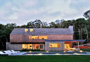 Bates Masi Architects/Dusk