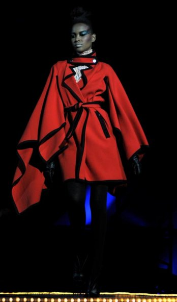 Oi Fashion Rocks Brasil/Marc Jacobs Fashion Show With Grace Jones Concert - Oi Fashion Rocks_Fayal-LatinContent-Getty Images