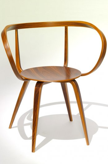 George Nelson2/Pretzel Chair, 1952_Vitra Design Museum