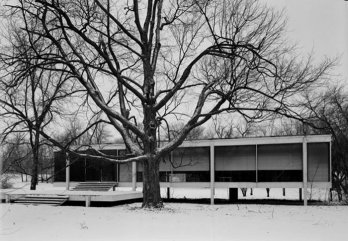 Farnsworth House/Farnsworth House_Plano USA