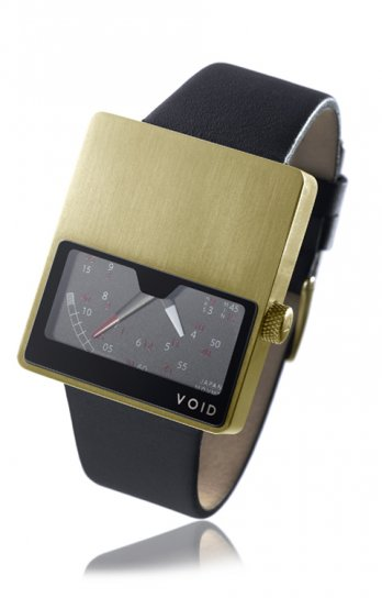 David Ericsson/VOID Watches_V02 Gold