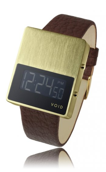 David Ericsson/VOID Watch_V01L Gold