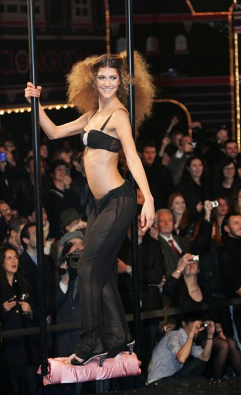 Sonia Rykiel for H&M/Sonia Rykiel for H&M, 2009 - Launch event at the Grand Palais in Paris_Getty Images