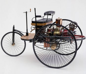 Benz Patent Motor Car_The world's first automobile_Daimler AG