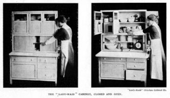 The Lady Maid Cabinet_Circa