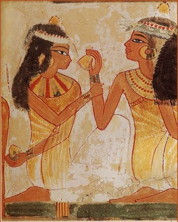 Perfumes/�gyptiennes 1300 B.C_Africa