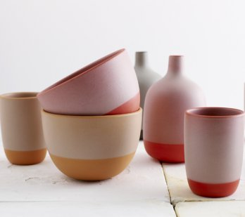 Heath Ceramics Tableware. Catherine Bailey (US, b. 1967) and Robin Petravic (US, b. 1968) with Christina Zamora (US, b. 1975), Heath Ceramics. US, 2005�9_Jeffrey Cross