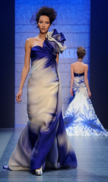 Paris Fashion Week Haute Couture S-S 2010 - Georges Chakra_François Durand