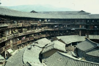 Hakkas dwellings_Andr� Stevens_Fujian_China