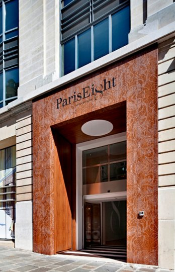 Paris Eight/Entrance_Axel Schoenert Architectes Associ�s_Luc Boegly