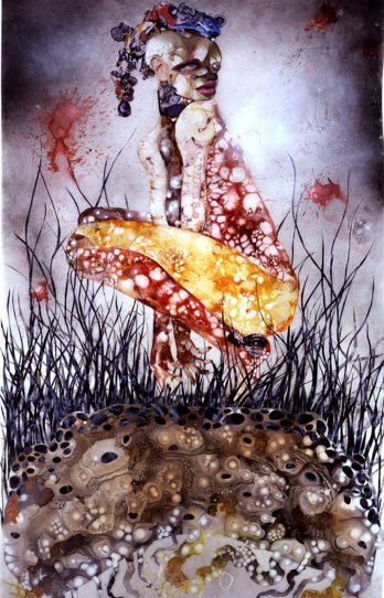 Wangechi Mutu_Backlash Blues