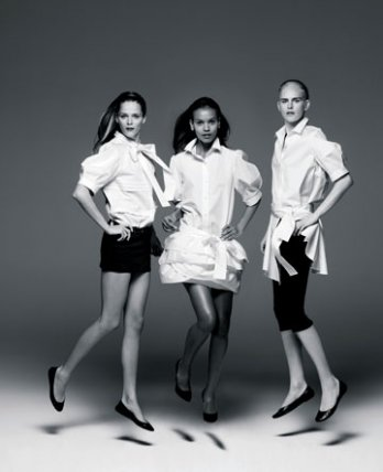 Thakoon Panichgul_Models_Gap_New York_USA