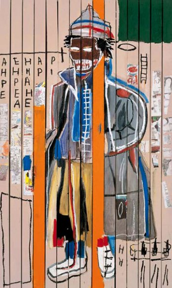 Jean-Michel Basquiat_Anthony Clarke, 1985_New York_USA