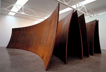 Richard Serra_40 ans de sculpture_New York_USA