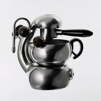 Coffee-maker_Atomic (Milaan)_Novate Milanese works Design_Christophe Fillioux_Sumo