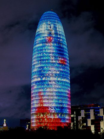 Torre Agbar_Jean Nouvel