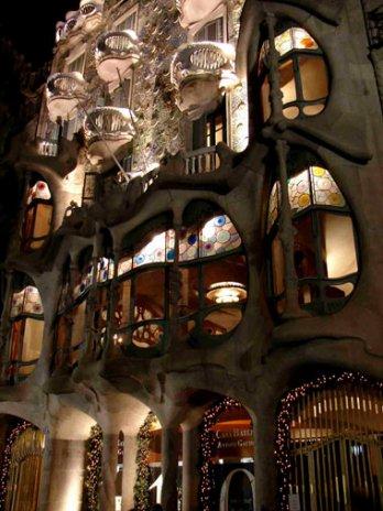 Antonio Gaudi_Casa Batllo_Barcelona