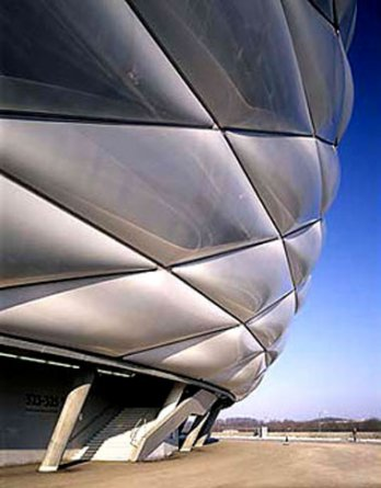 Herzog & De Meuron_Allianz Arena_Munich