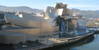The Guggenheim Museum in Bilbao - P. Michael Reeve