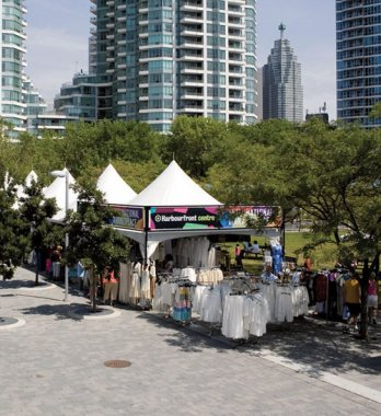 Harbourfront Water�s Edge Revitalization