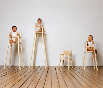 Maartje Steenkamp_Childre's high chair_Droog Design