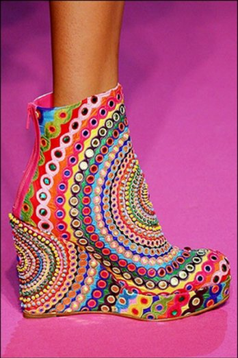 Manish Arora_Shoes by Manolo B.