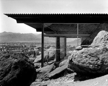 Julius Shulman_Albert Frey House 2, 1965