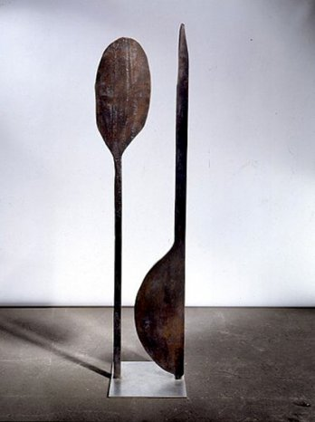Louise Bourgeois_Paddle Woman_1947