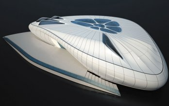 Zaha Hadid_Mobile Art: Chanel Contemporary Art Container