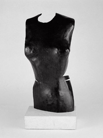 Julio Gonzalez_Bust of woman_Institution, Washington (D.C.), don de Joseph H. Hirshhorn, 1966