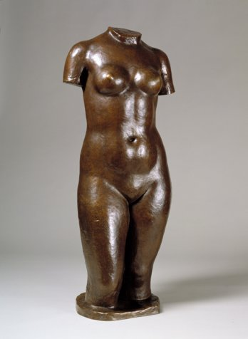 Aristide Maillol_Torso of a Young Woman, 1935_The Montreal Museum of Fine Arts, Purchase © Estate of Aristide Maillol / SODRAC (2008)
