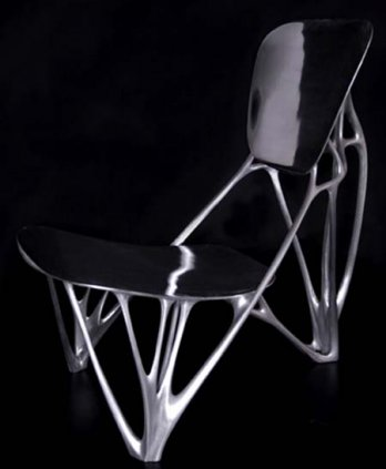 Joris Laarman_Bone Armchair, 2008