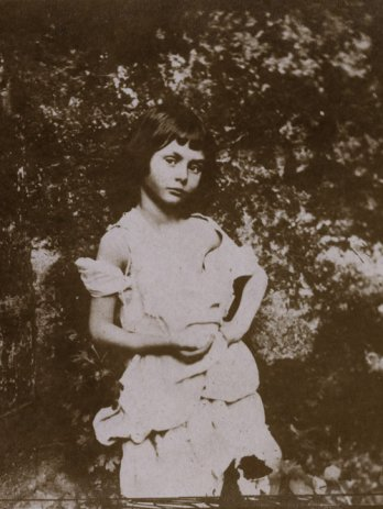 Lewis Carroll, Alice Liddell as a beggar child, 1859_� Graham Ovenden collection, courtesy Akehurst Creative Management