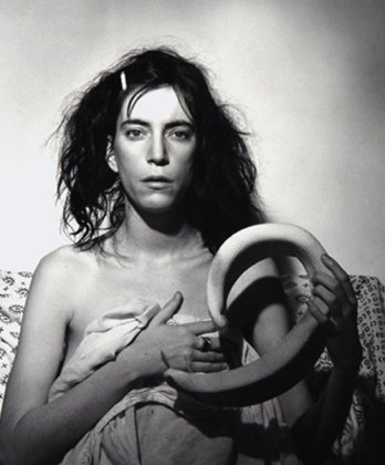 Robert Mapplethorpe_Patti Smith