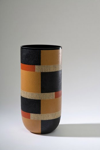Vase_Mieke Groot (�1949, The Netherlands), 2007