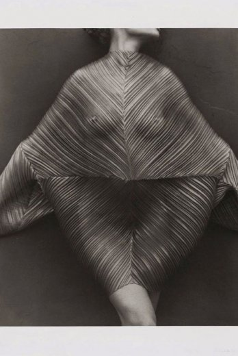 HERB RITTS_Wrapped Torso, Los Angeles, 1989