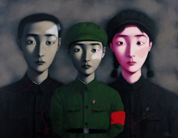 Zhang Xiaogang_Bloodine_The Big Family