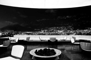 Hotel Habita Monterrey in Mexico/Pool_Terrace