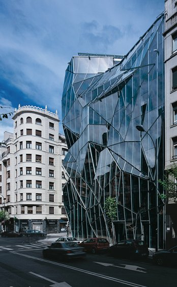Basque Health Department Headquarters in Bilbao by Coll-Barreu Arquitectos_Aleix Bagué
